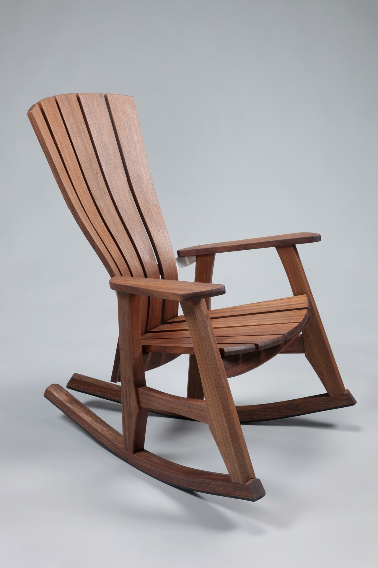 Rocking Chair Outdoor Wooden With Fashionable Outdoor Wooden Rocking Chairs Back : Pleasure Outdoor Wooden Rocking (View 10 of 15)