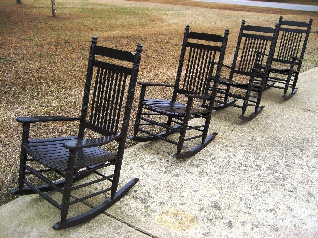 Rocking Chairs At Cracker Barrel For Famous Cracker Barrel Rocking Chairs Porch — Jayne Atkinson Homesjayne (View 7 of 15)