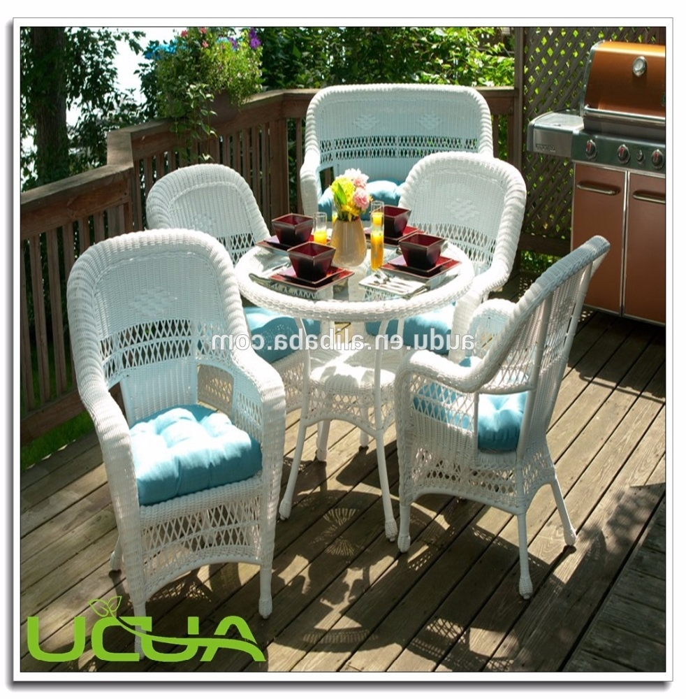 Rocking Chairs At Roses Intended For Well Known Audu White Rocking Chairs Roses Outdoor Furniture – Buy Roses (View 12 of 15)