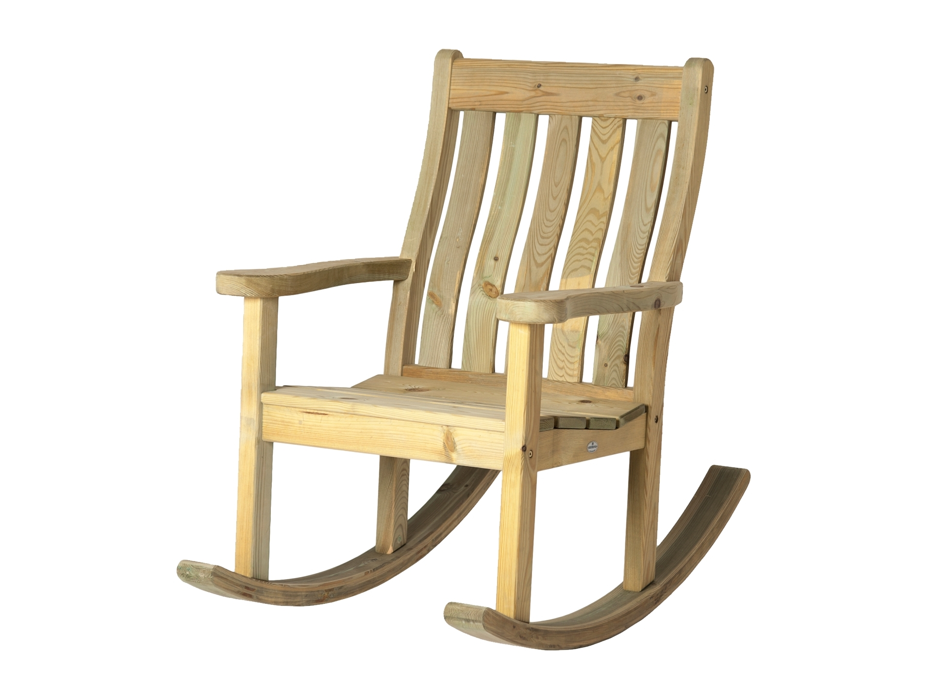 Rocking Chairs At Roses With Widely Used Pine Farmers Rocking Chair Alexander Rose Chairs Roses Baby Glider (View 2 of 15)