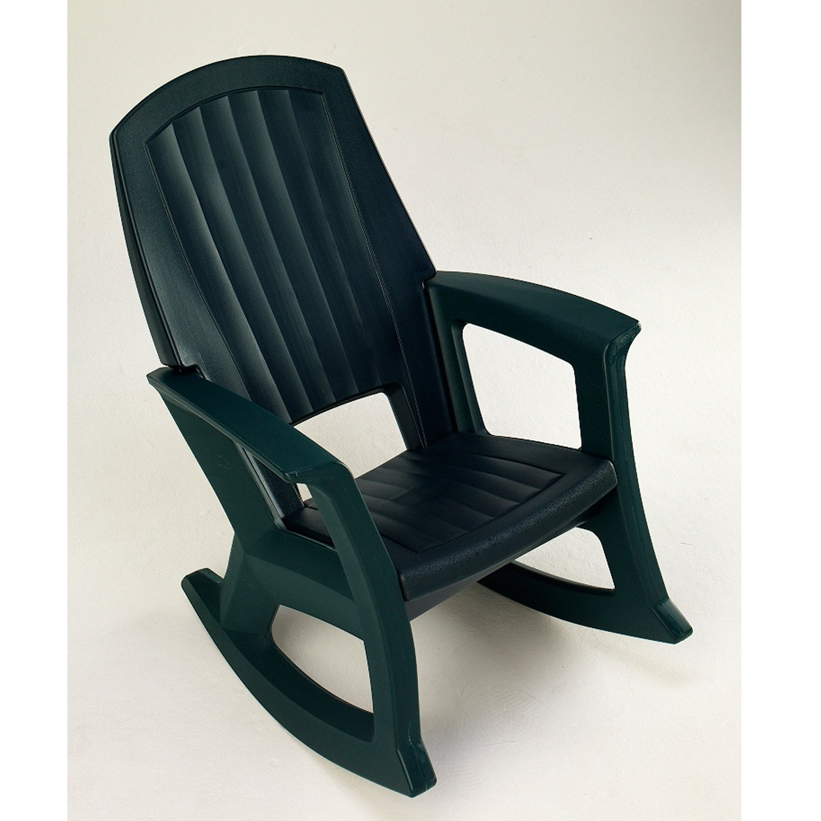 Rocking Chairs At Walmart Throughout Most Up To Date Semco Recycled Plastic Rocking Chair – Walmart (View 7 of 15)