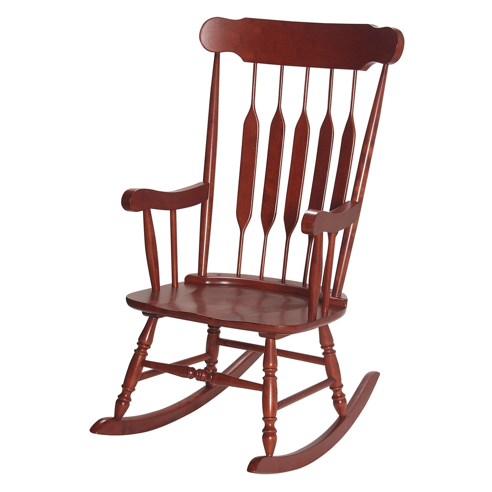 Rocking Chairs For Adults Regarding Well Liked Child Colonial Rocking Chair (View 12 of 15)