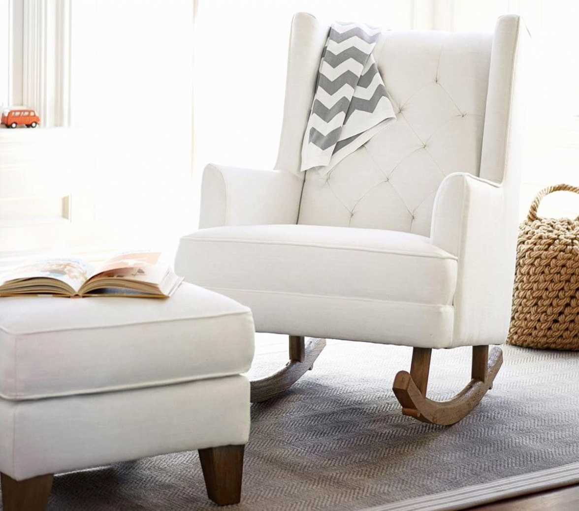 Rocking Chairs For Baby Room With Regard To Favorite Furniture: Baby Nursery Rocking Chair Elegant Best Swivel Recliner (View 14 of 15)
