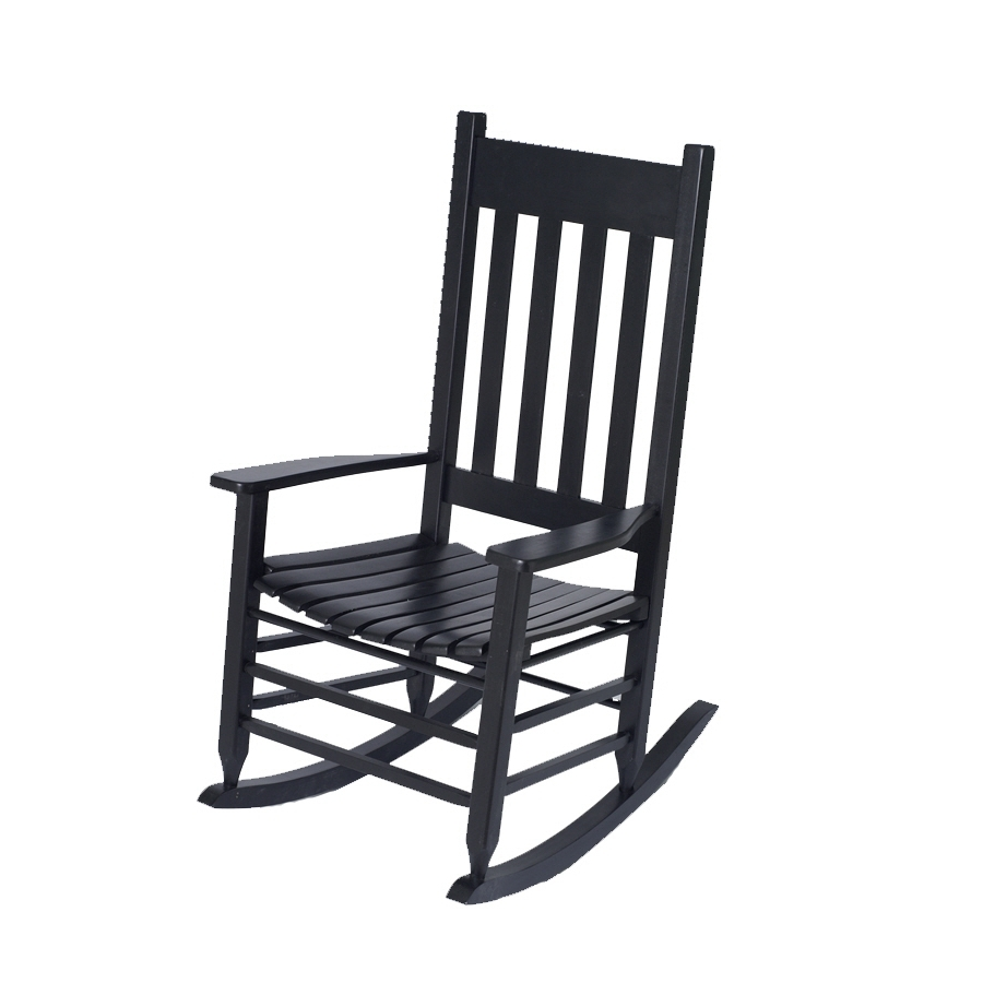 Rocking Chairs For Garden Intended For Preferred Shop Garden Treasures Patio Rocking Chair At Lowes (View 12 of 15)