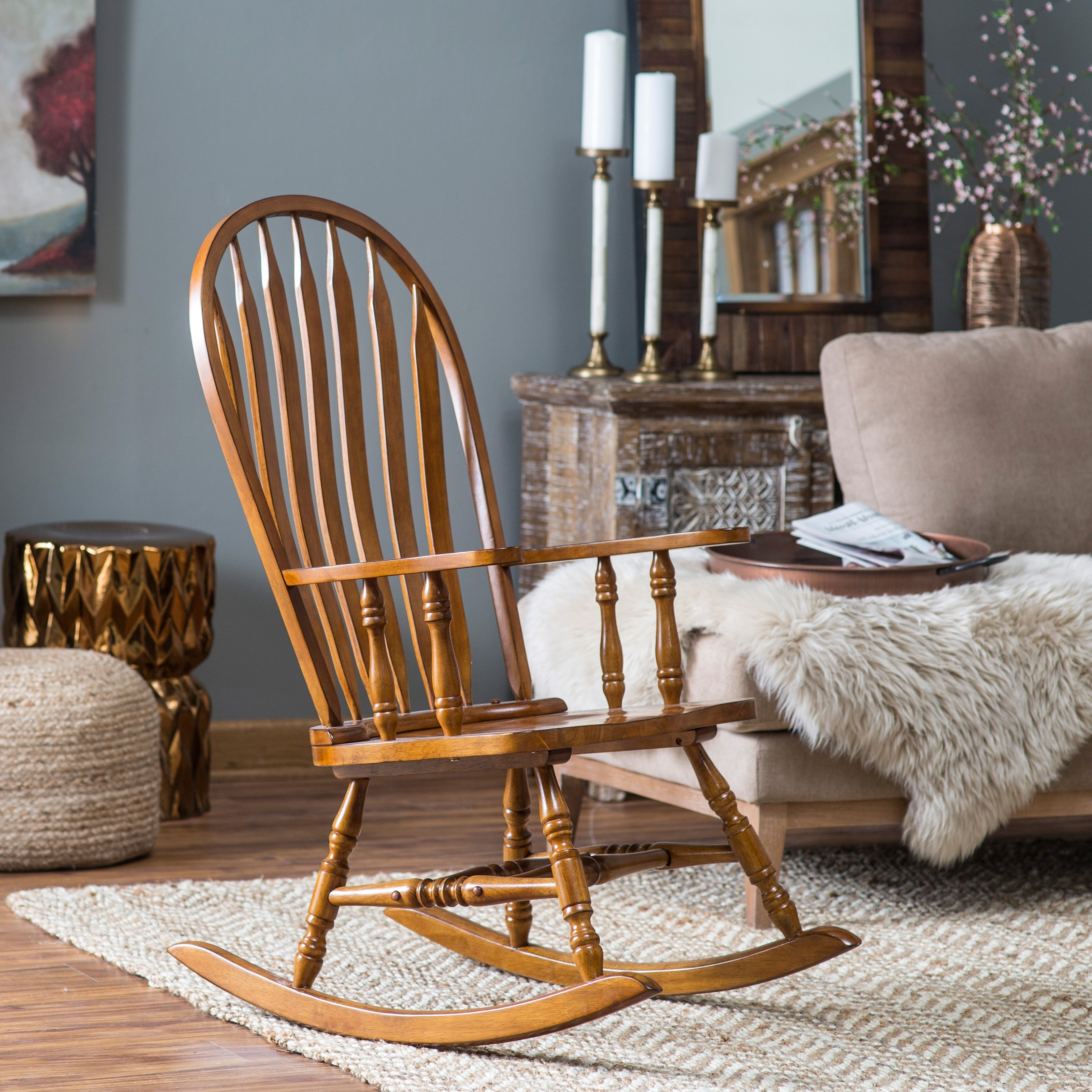 Rocking Chairs For Living Room With Regard To Well Liked Interesting Living Room Chairs Rocking Contemporary Plan (View 4 of 15)