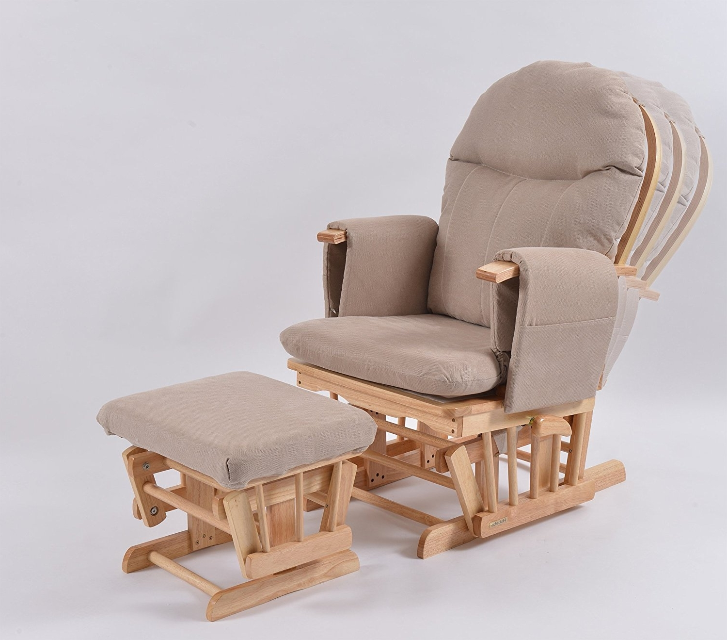 Rocking Chairs For Nursing With Regard To Well Liked Luxury Glider Rocking Chairs 1 Appealing Best Chair U Jacshoot (View 13 of 15)