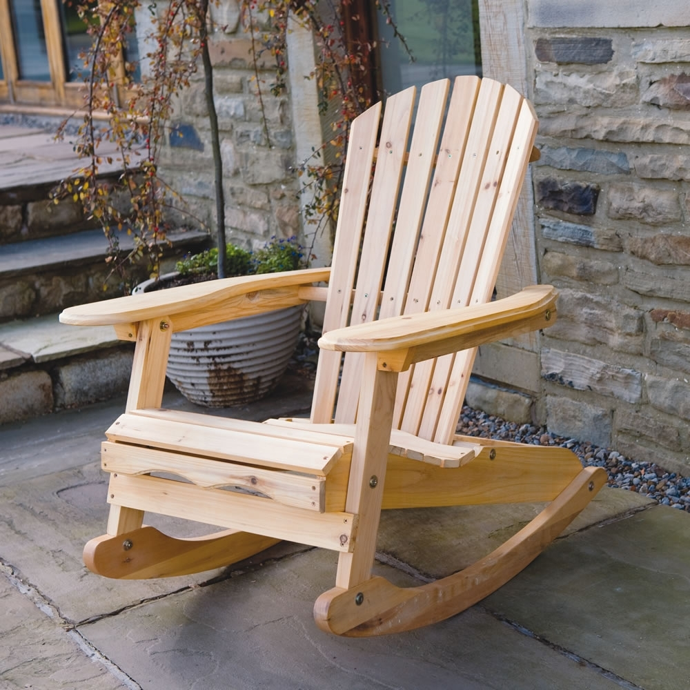 Rocking Chairs For Patio With Most Popular 56 Patio Rocking Chair, Aosom Outsunny Porch Rocking Chair Outdoor (View 15 of 15)