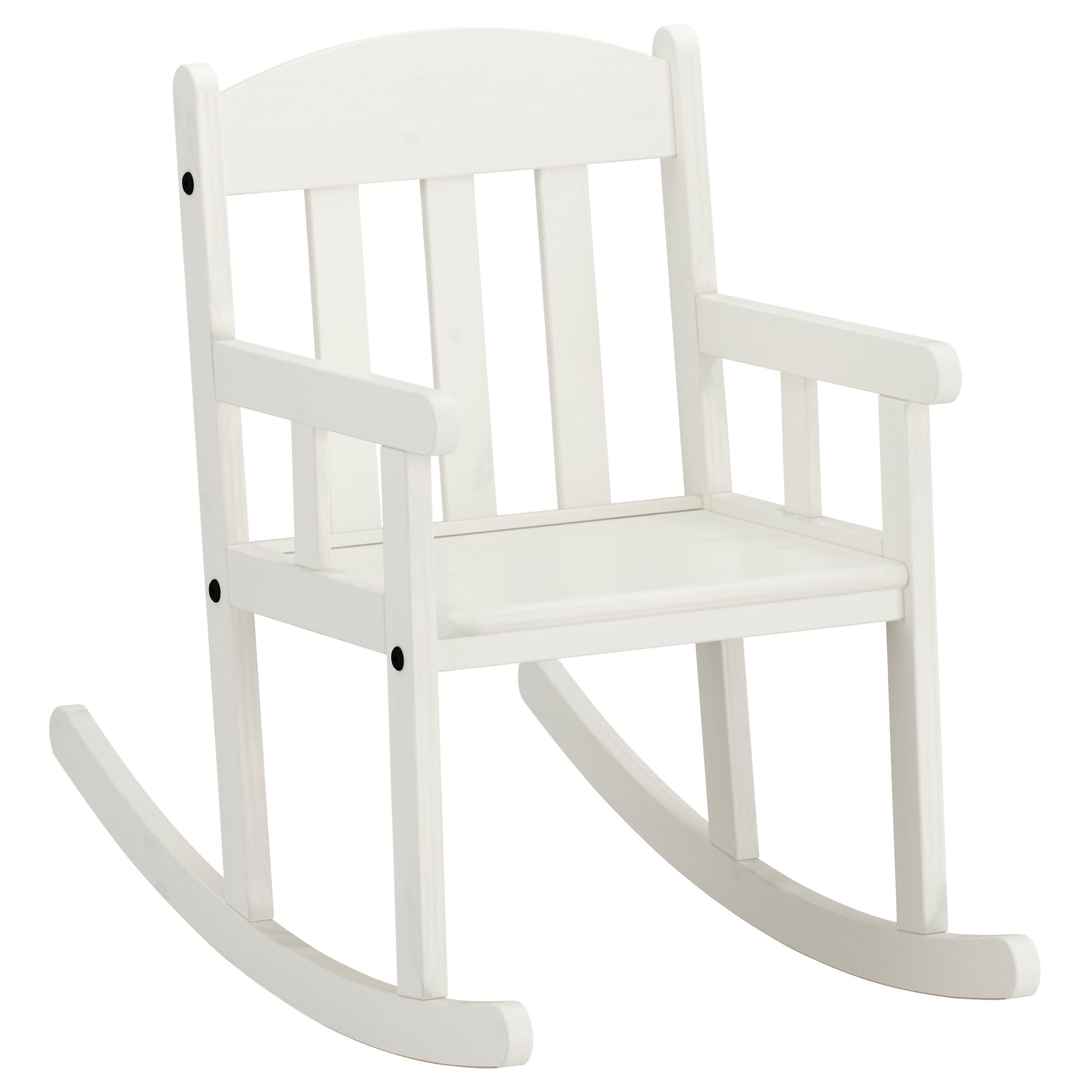 Rocking Chairs For Toddlers Within Popular Sundvik Childrens Rocking Chair – Ikea (View 4 of 15)