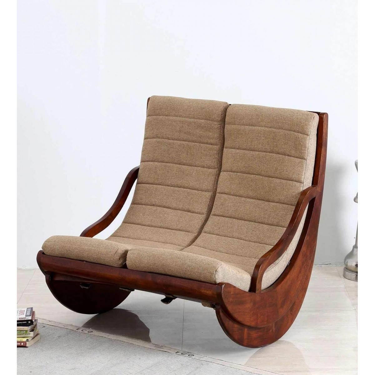 Rocking Chairs Regarding Popular Best Wooden Stylish Designed Rocking Chair Online !! (View 12 of 15)