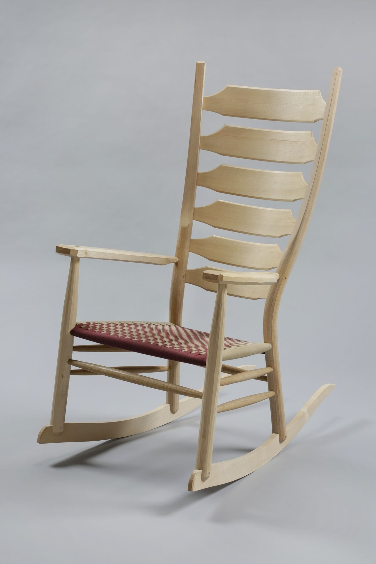 Rocking Chairs With Lumbar Support Pertaining To Most Recently Released Our Greenwood Rocking Chair Is A Classic Post And Rung Chair Grown (View 4 of 15)