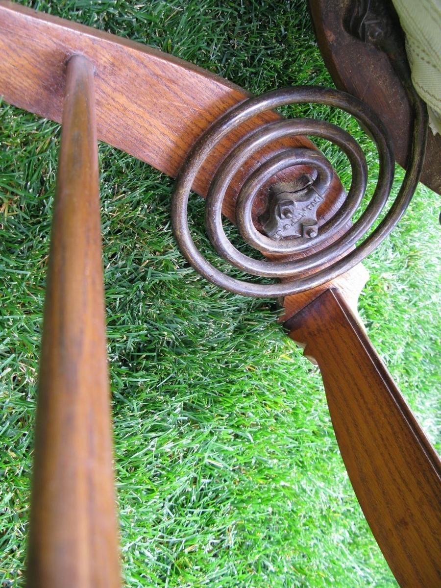 Rocking Chairs With Springs In Famous Platform Or Spring Rocking Chair (View 15 of 15)