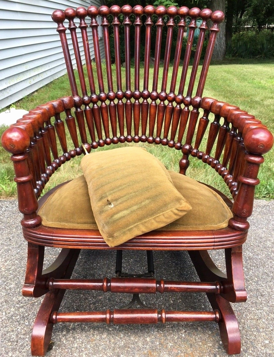 Trendy Old Fashioned Rocking Chairs With 20 Best Of Old Fashioned Rocking Chair (View 12 of 15)