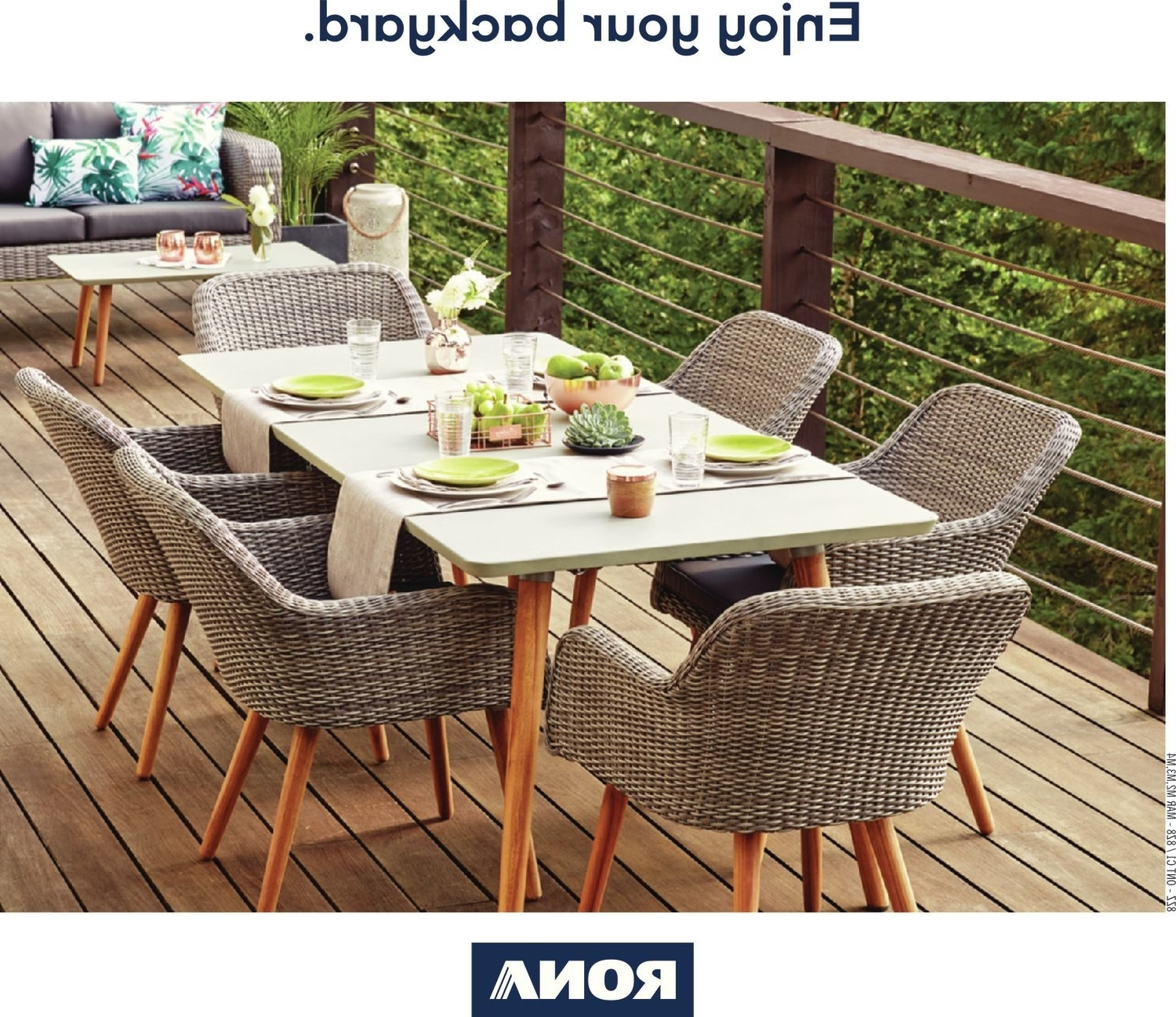 Featured Photo of Rona Patio Rocking Chairs