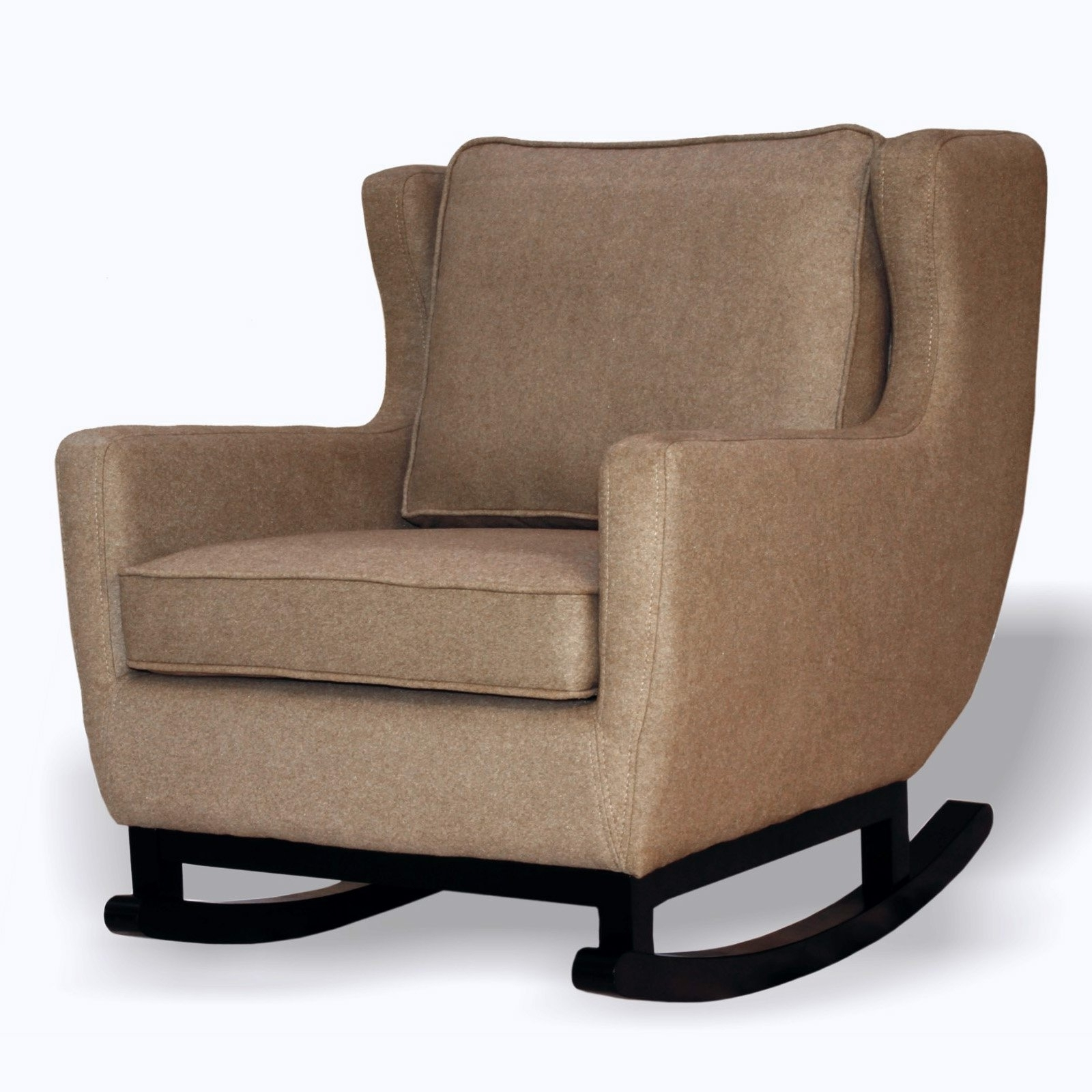 Upholstered Rocking Chair 2014 : Milton Milano Designs – Upholstered For 2018 Upholstered Rocking Chairs (View 12 of 15)