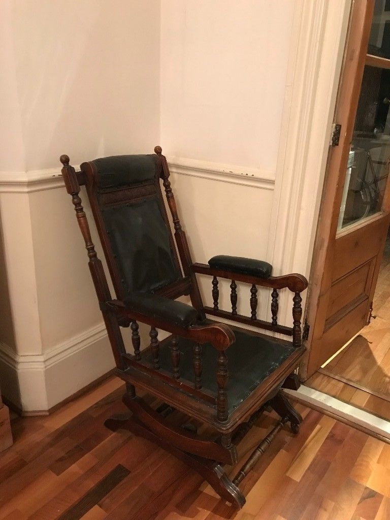 Victorian Rocking Chair (View 10 of 15)