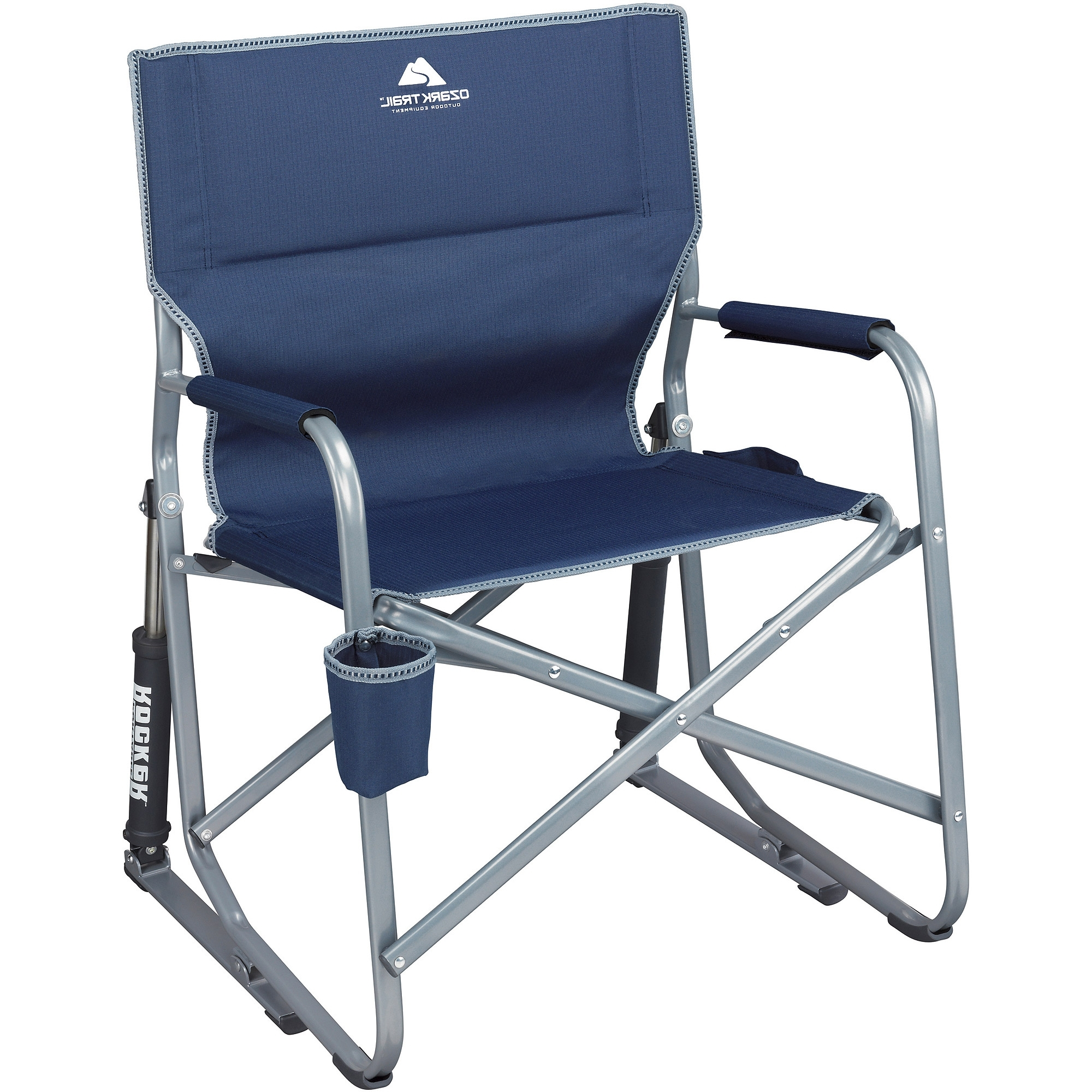 Well Known Ozark Trail Portable Rocking Chair – Walmart For Folding Rocking Chairs (View 15 of 15)