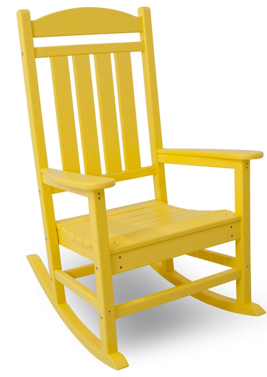 Well Known Yellow Outdoor Rocking Chairs Inside Best Yellow Rocking Chair Review (View 11 of 15)