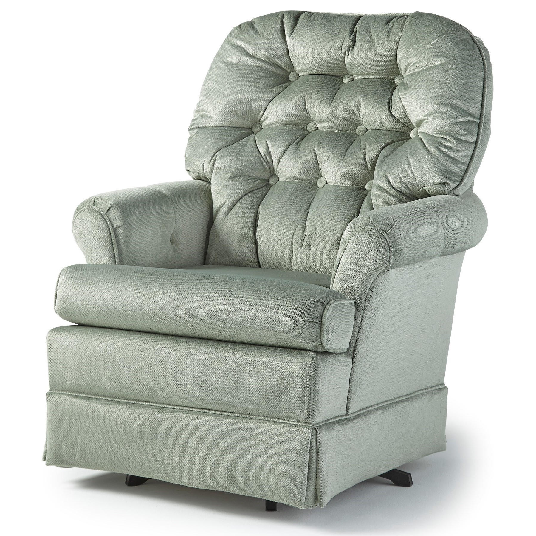 Well Liked Best Home Furnishings Swivel Glide Chairs Marla Swivel Rocker Chair Throughout Swivel Rocking Chairs (View 15 of 15)