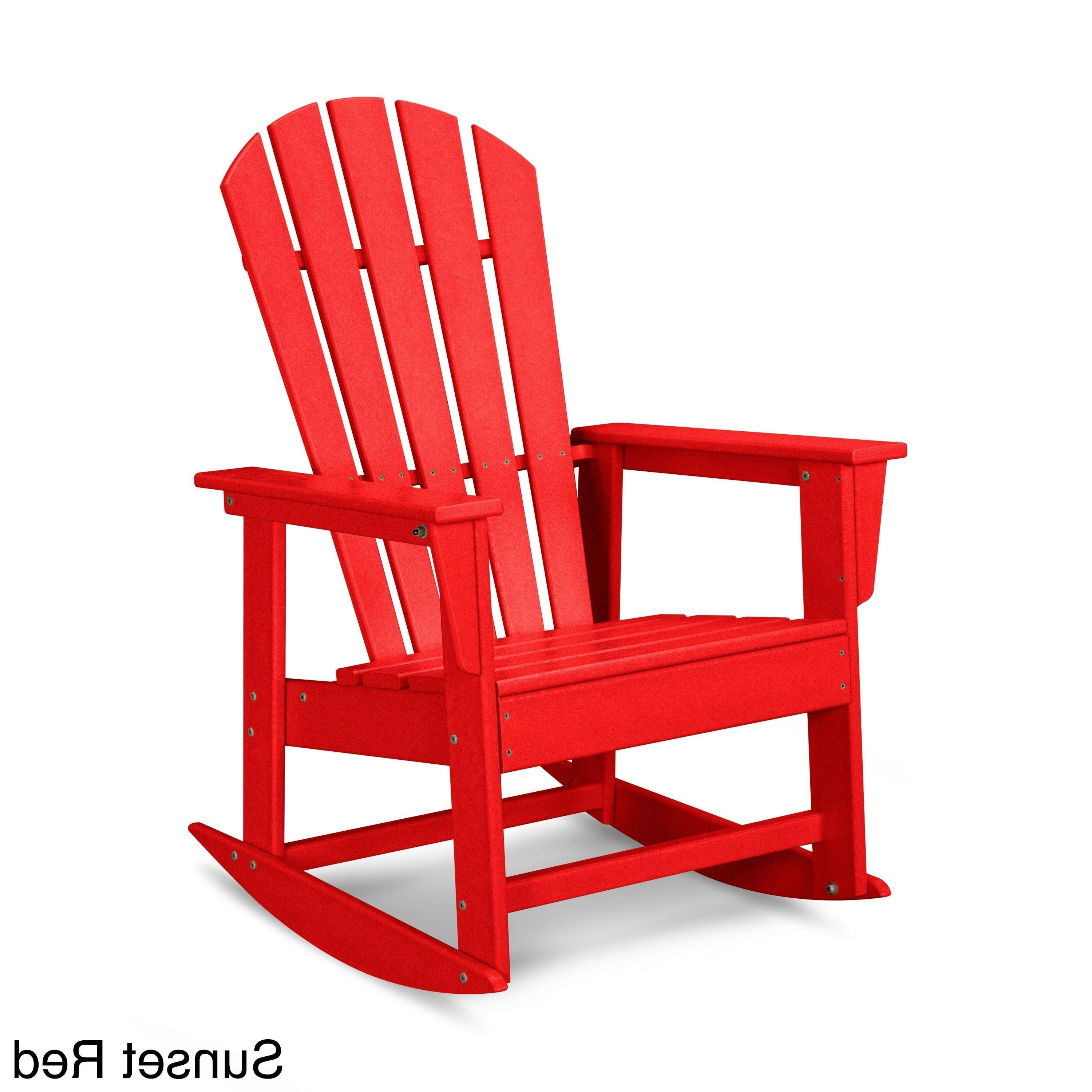 Widely Used Red Patio Rocking Chairs For Red Outdoor Rocking Chair – Attractive Red Patio Furniture Stunning (View 10 of 15)