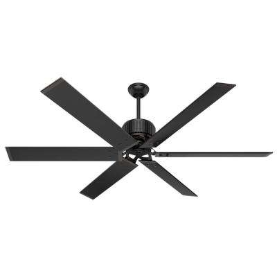 2017 6 Blades – Industrial – Outdoor – Ceiling Fans Without Lights For Industrial Outdoor Ceiling Fans (View 14 of 15)