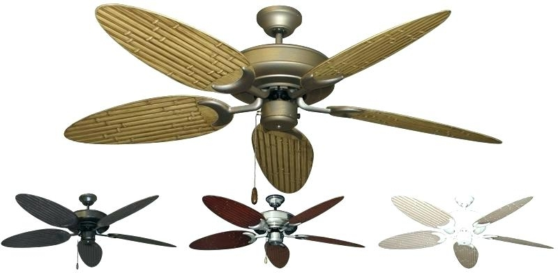 2017 Tropical Outdoor Ceiling Fans In Tropical Outdoor Ceiling Fans Ceiling Ceiling Fan Blades Tropical (View 2 of 15)