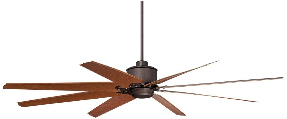 "2018 72"" Predator English Bronze Outdoor Ceiling Fan – – Amazon With Regard To 72 Predator Bronze Outdoor Ceiling Fans With Light Kit (View 4 of 15)"