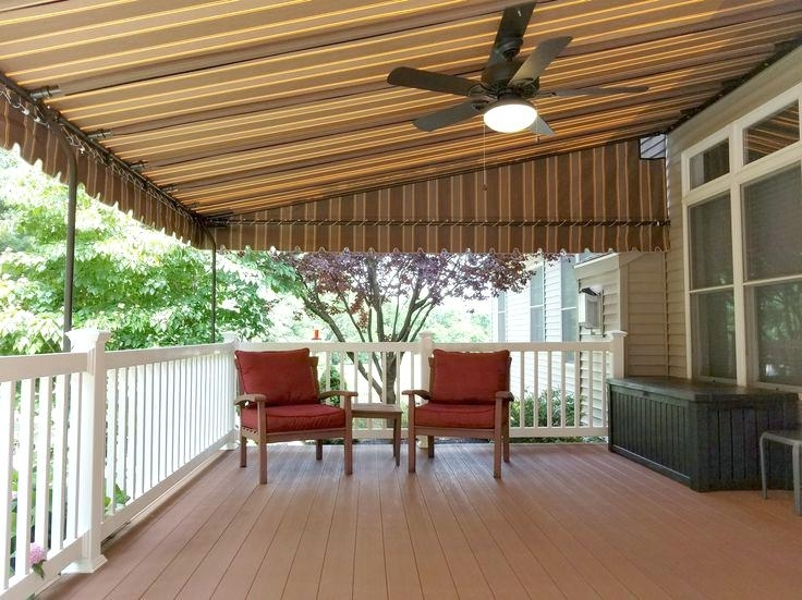 2018 Ceiling Fan Canopy Ceiling Fan Design Hunter Oil Rubbed Bronze In Outdoor Ceiling Fans For Canopy (View 14 of 15)