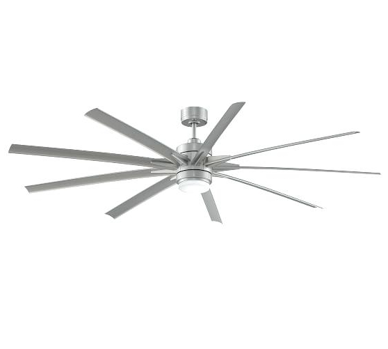 2018 Outdoor Ceiling Fans For Barns With Regard To Pottery Barn Fan Spitfire Indoor Outdoor Ceiling Fan Driftwood (View 15 of 15)