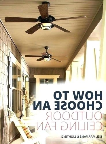 2018 Outdoor Ceiling Fans For Screened Porches Pertaining To Ceiling Fan For Screened Porch Ceiling Fan Outdoor Lovable Patio (View 3 of 15)