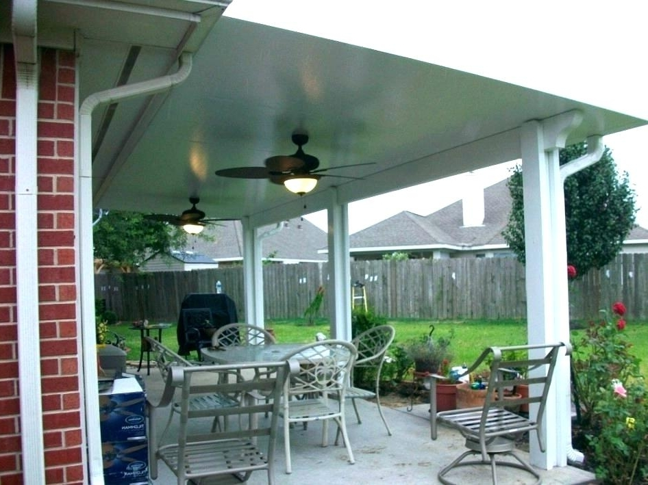 2018 Outdoor Porch Ceiling Fans With Lights With Regard To Best Patio Ceiling Fans Ceiling Fans Outdoor Patio Best Patio (View 2 of 15)