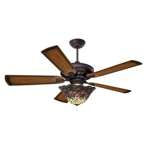 "24 Inch Outdoor Ceiling Fans With Light Regarding 2017 Medium Ceiling Fans – Shop 37"", 42"", 44"", And Up To 48"" Blade Span (View 5 of 15)"