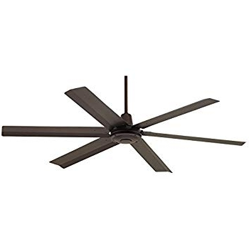 "60"" Turbina Max Bronze Outdoor Ceiling Fan – – Amazon With Well Liked Bronze Outdoor Ceiling Fans (View 2 of 15)"