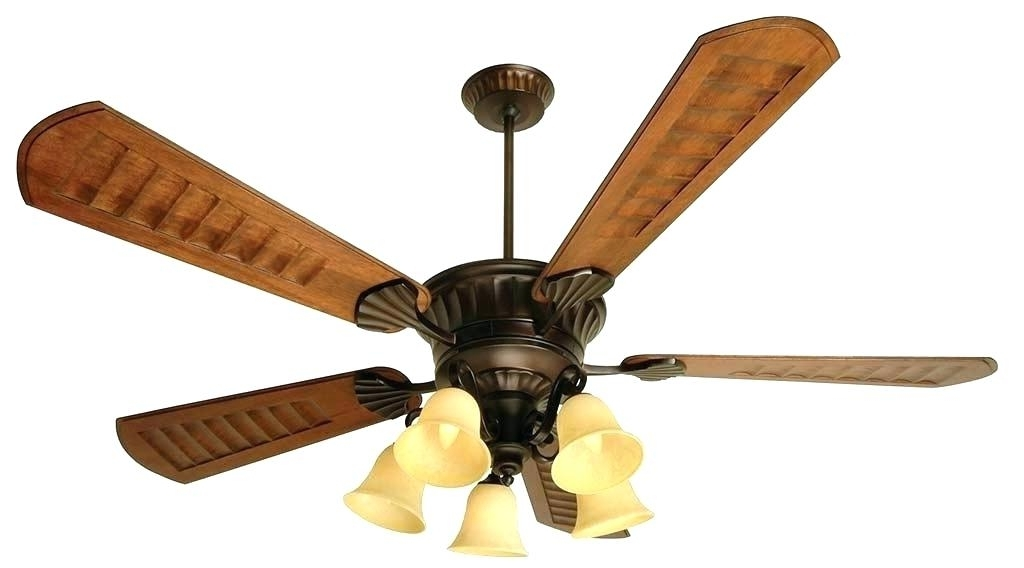 72 Inch Outdoor Ceiling Fans With Light In Best And Newest Ceiling Fans 72 Inch Inch Ceiling Fan Kit With Led Light In Espresso (Gallery 12 of 15)