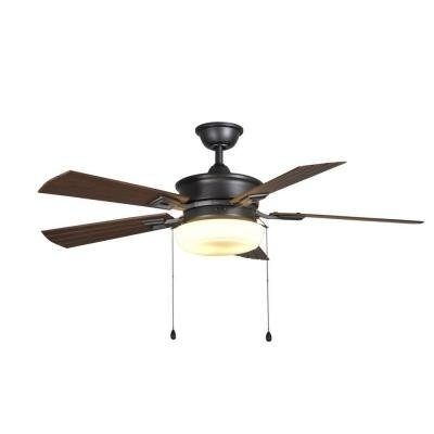 "Amazon Outdoor Ceiling Fans With Lights In 2018 54"" Lake George Large Indoor/outdoor Ceiling Fan – – Amazon (View 1 of 15)"