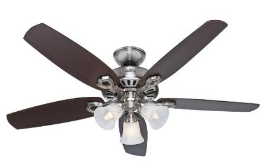 Best And Newest Outdoor Ceiling Fan With Light Under $100 For Choosing Best Rated Ceiling Fan With Light And Remote – Reviews (View 9 of 15)