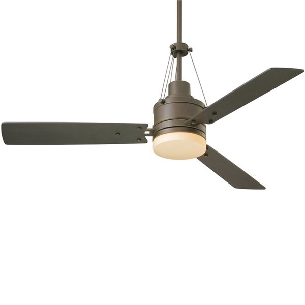 Birch Lane Intended For Outdoor Ceiling Fans With Schoolhouse Light (View 6 of 15)