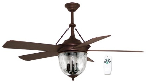 Bronze Outdoor Ceiling Fans With Regard To Most Recent Amazing And Also Interesting Outdoor Ceiling Fan With Lights (View 5 of 15)