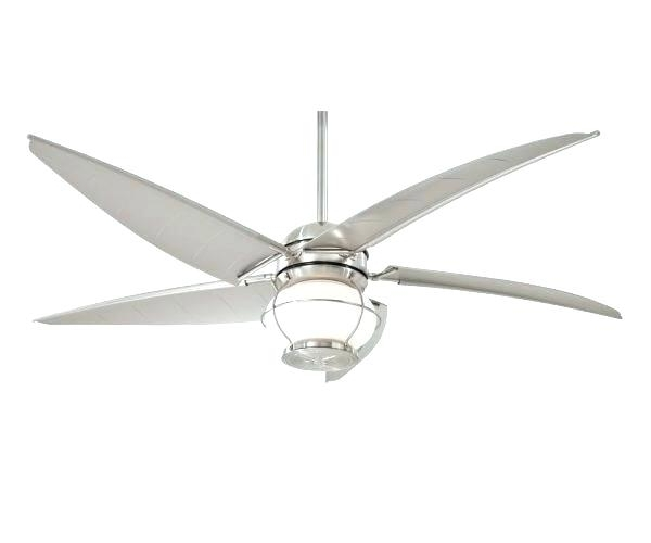 Brushed Nickel Outdoor Ceiling Fan Nautical Outdoor Ceiling Fan Within Current Nautical Outdoor Ceiling Fans (View 4 of 15)