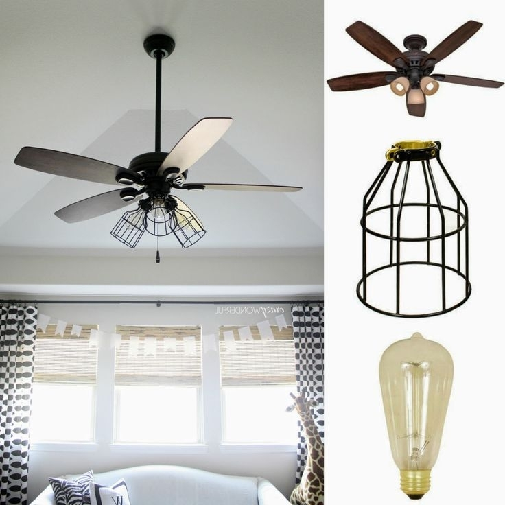 Ceiling Fan, Ceiling Fans And With Regard To Outdoor Ceiling Fans With Guard (View 1 of 15)