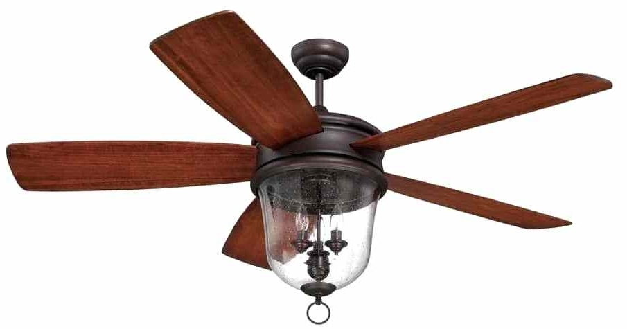 Ceiling Fan W Light Bronze Outdoor Ceiling Fan W Light Kit Ceiling Regarding Preferred Bronze Outdoor Ceiling Fans (View 12 of 15)
