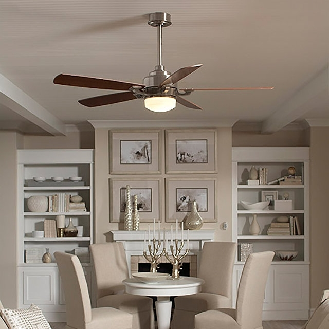Ceiling: Outstanding Low Profile Outdoor Ceiling Fans Outdoor Flush Throughout Famous Outdoor Ceiling Fans For 7 Foot Ceilings (View 5 of 15)