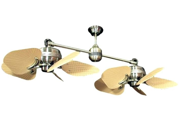 Current Dual Outdoor Ceiling Fans With Lights For Ceiling Fans Ceiling Fan Dual Head Lovely Oscillating Ceiling Fan (View 2 of 15)