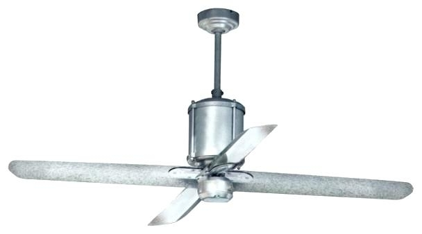 Current Outdoor Ceiling Fans With Metal Blades Metal Blade Ceiling Fan Throughout Outdoor Ceiling Fans With Galvanized Blades (View 7 of 15)