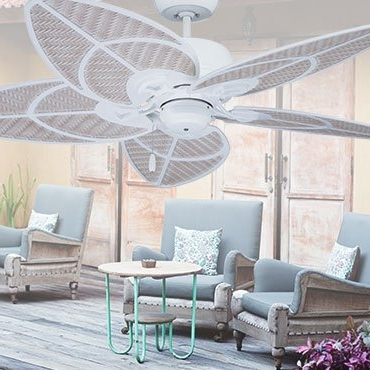 Delmarfans Throughout Emerson Outdoor Ceiling Fans With Lights (Gallery 13 of 15)
