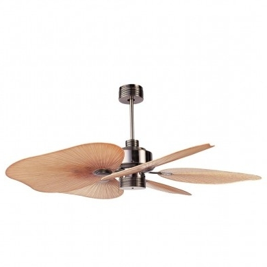 Ellington Outdoor Ceiling Fans For Well Known Ellington Tah52Cb5 Tahiti 52 Inch Ceiling Fan With Blades Included (View 4 of 15)