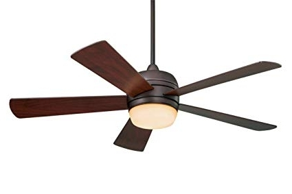 Emerson Ceiling Fans Cf930Orb Atomical 52 Inch Modern Indoor Outdoor With Recent Emerson Outdoor Ceiling Fans With Lights (Gallery 3 of 15)