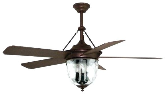 Exterior Ceiling Fans With Lights Throughout Famous Interior (View 6 of 15)