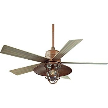 Featured Photo of Copper Outdoor Ceiling Fans