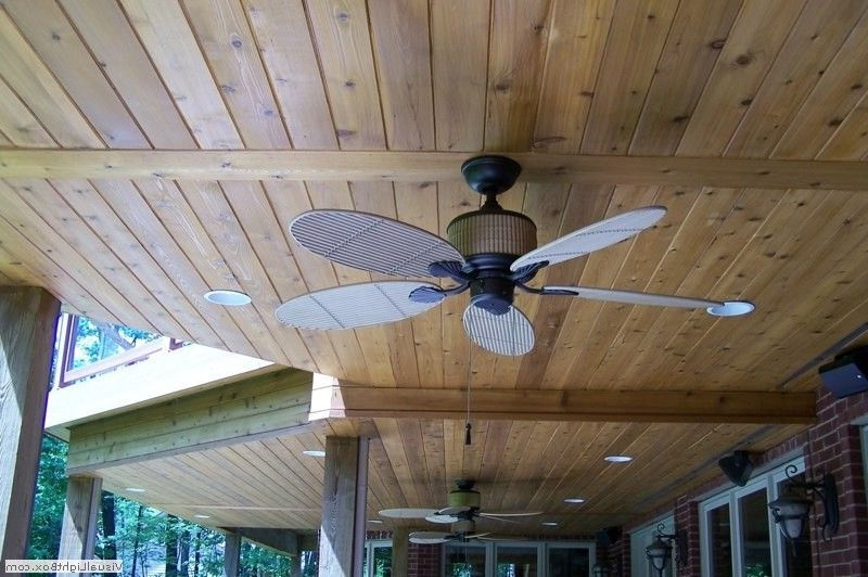 Famous Southeastern Michigan Under Deck Drainage System, Rainescape Inside Outdoor Ceiling Fan Under Deck (View 3 of 15)