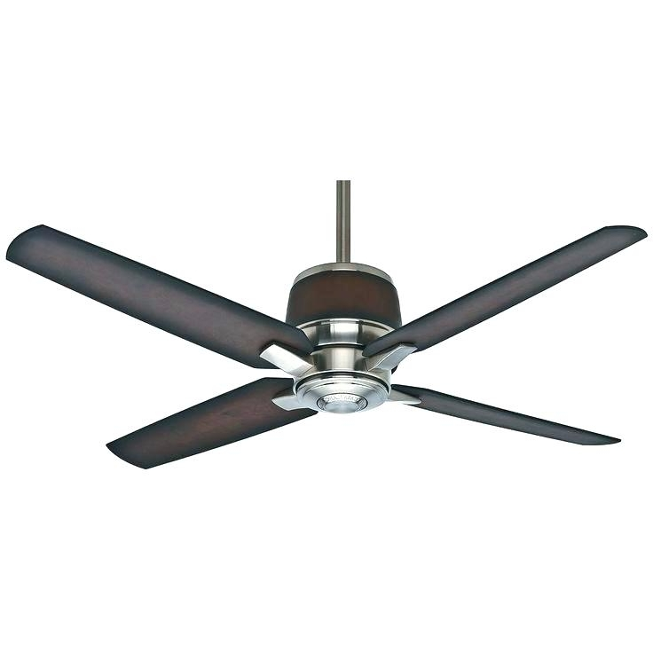Famous White Outdoor Ceiling Fan With Light White Ceiling Fan No Lights Inside Outdoor Ceiling Fans For Canopy (View 5 of 15)